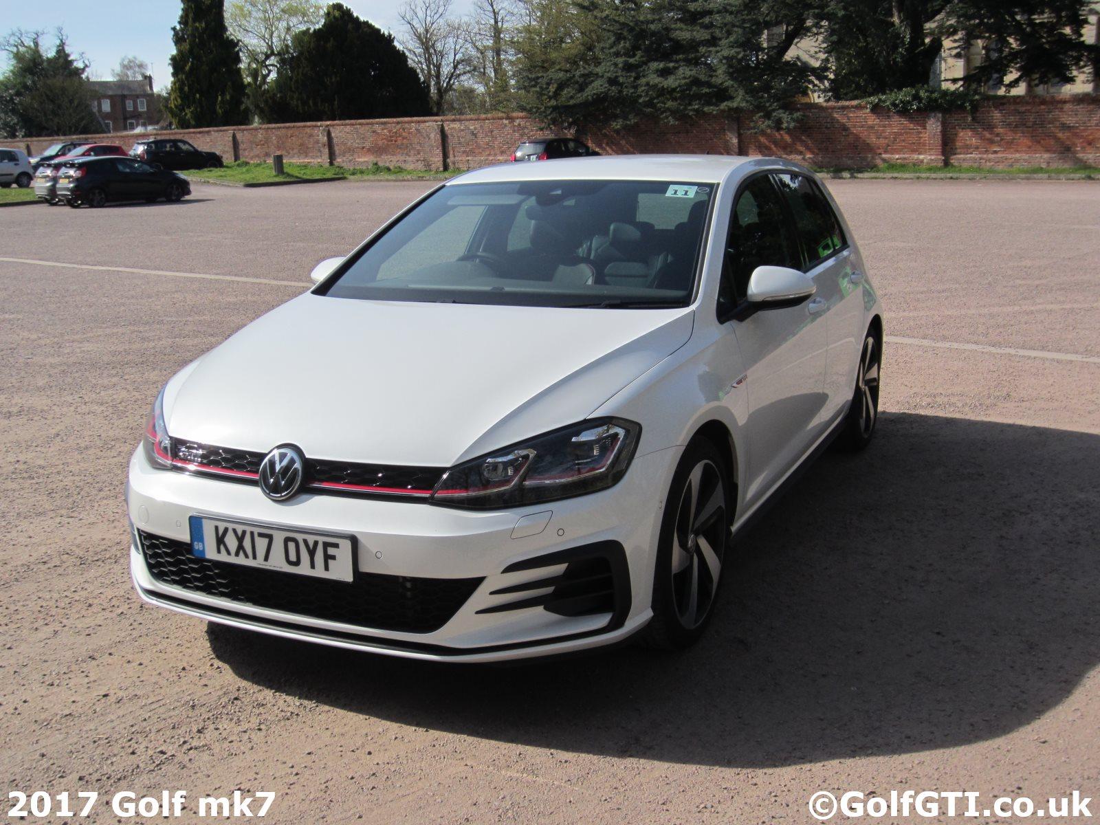 GolfGTI co uk - Mk7 Golf 2017 updates